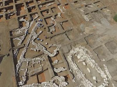 谁建造了地球上第一座城市