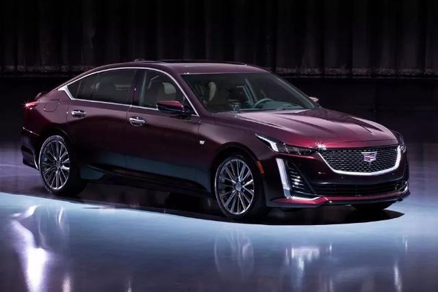 """凯迪拉克全新车型发布,CT6""""弟弟""""年底到来,外观比CT6帅得多"""